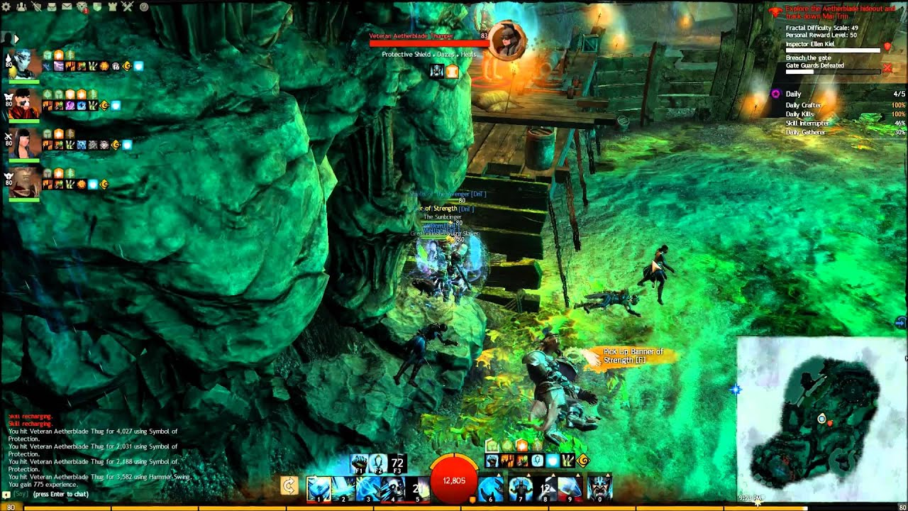 Guild wars 2 guardian guide