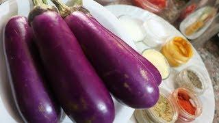 बैगन और बेसन को मिलाकर बनाये ऐसी स्वादिष्ट सब्जी जिसे सब पल भर में चट कर जाये-Baingan ki sazi