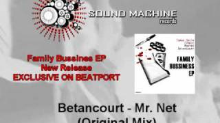 FAMILY BUSSINES EP - New Release by Sound Machine Records