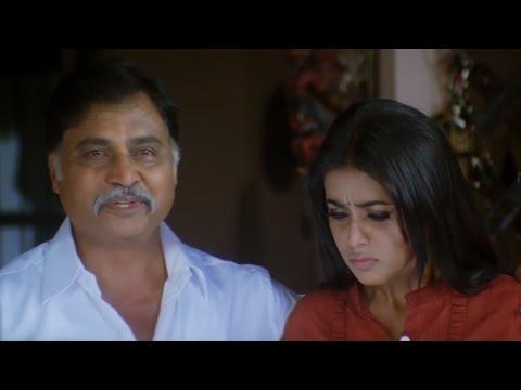 Sentiment Scene Between Heroine Poorna & Allari Naresh Father Sayaji Shinde || Seema Tapakai