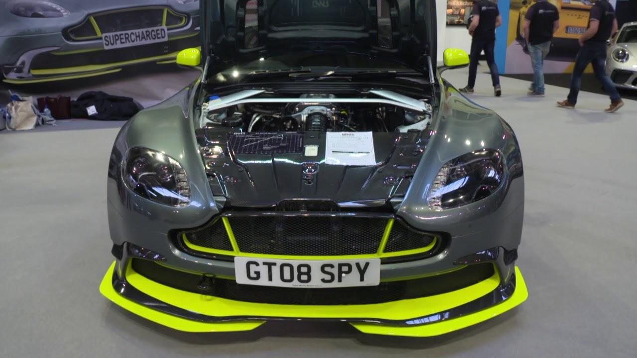Gmr Design Taking The V8 Vantage To The Next Level