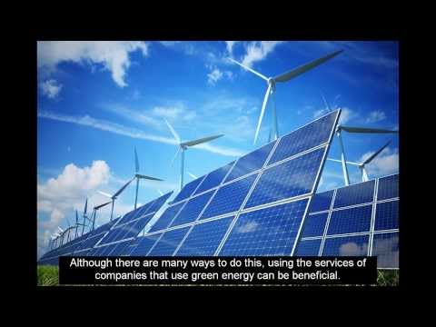 Chronicles From the Green Energy-Masters Who Have Grow To Be Really Successful|Acheived Success}