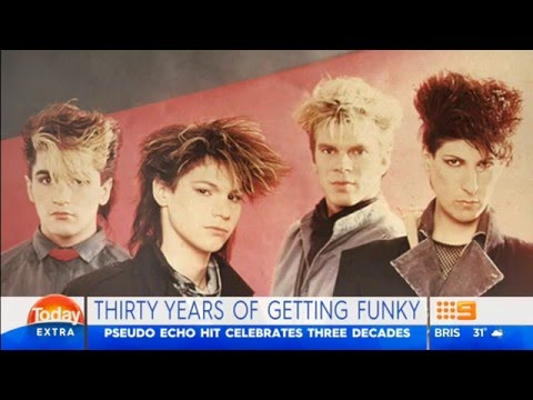 Pseudo Echo - Today Extra interview March 2016