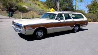 1970 Chrysler Town & Country Station Wagon Woodie Estate Woody 383 Big Block