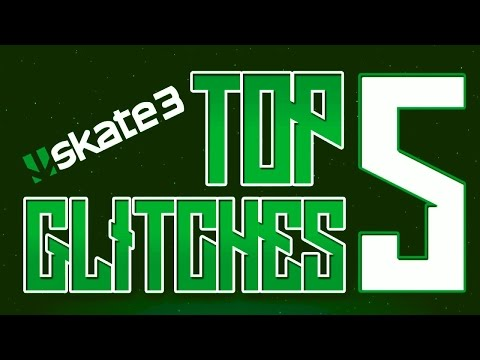 Skate 3 Top 5 Glitches Of The Week EP 13 NEW AIR GLTICH!?