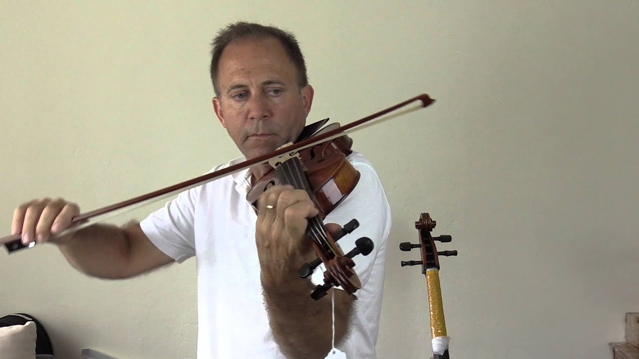 Fiddlerman Master Violin Comparison for YiFang