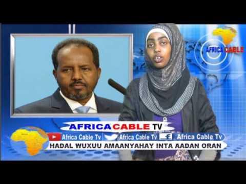 DAAWO QODOBADA WARKA AFRICA CABLE TV BY XAMDI DHOOL JOWHAR 17 5 17