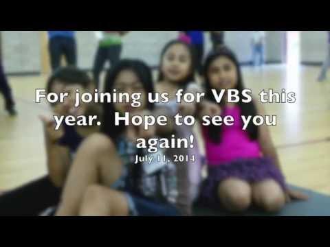 San Diego Fil-Am VBS Weird Animals 2014