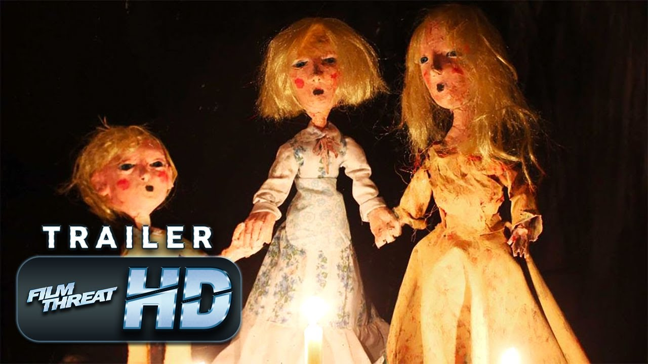 THE WOLF HOUSE | Official HD Trailer (2020) | STOP MOTION ANIMATION | Film Threat Trailers