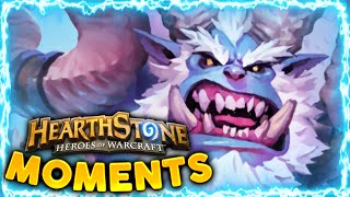 Hearthstone Funny Moments #3 - Daily Hearthstone Epic Lucky Best Funny Plays