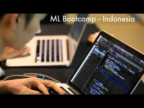 Google Developers brings its Machine Learning Bootcamp to Indonesia