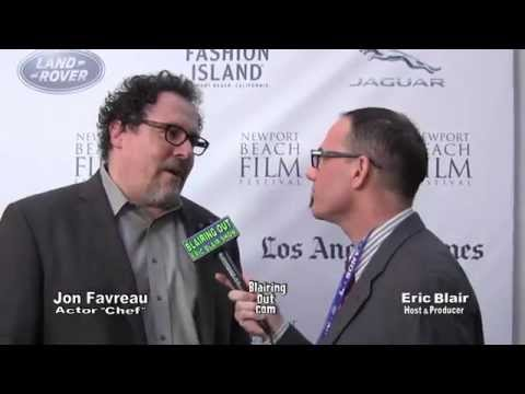 Jon Favreau & Emjay Anthony talk w Eric Blair about the Movie CHEF