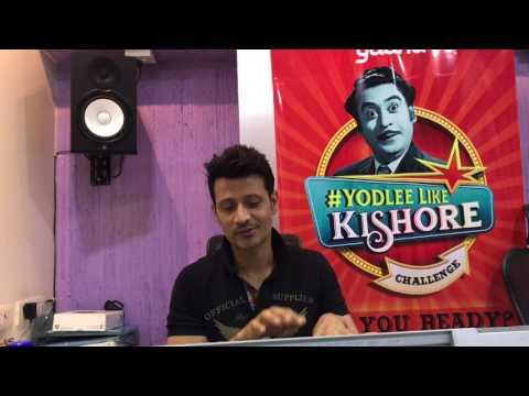 Manmeet Singh from Meet Bros on Gaana's #YodleeLikeKishore Challenge