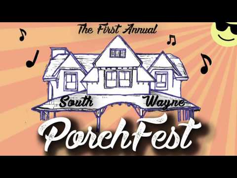 "John McKee - ""The Best is Yet to Come"" Cover (Song 5) PorchFest 2017"