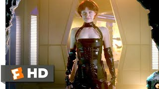 Jason X (2001) - Jason vs. Warrior Woman Android Scene (8/10) | Movieclips
