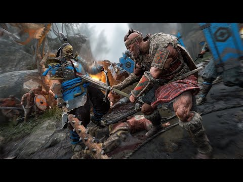 For Honor: Every Highlander Execution and Emote