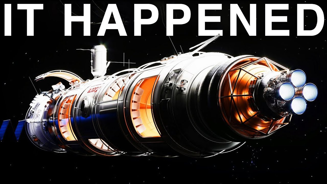 Elon Musk REVEALED SpaceX INSANE New .2B Space Factory!