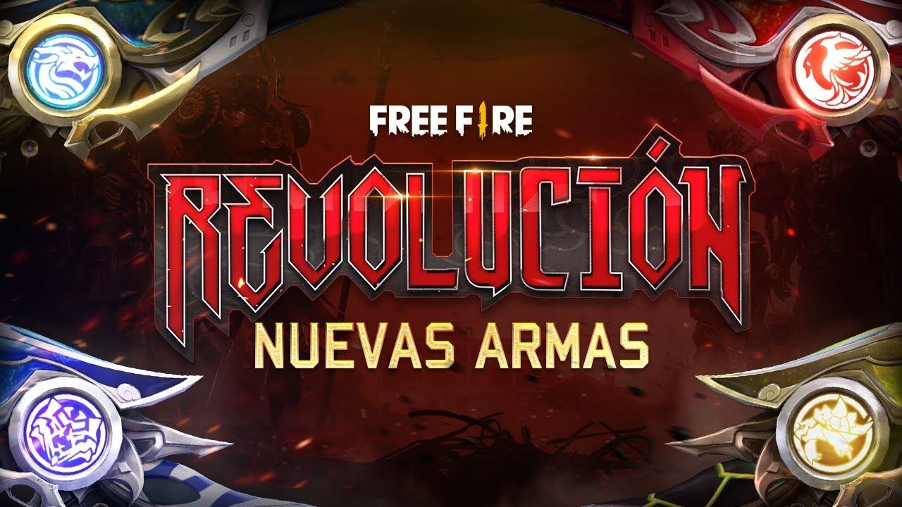 Nuevos aspectos especiales REVOLUCIÓN M60 🔥   Garena Free Fire