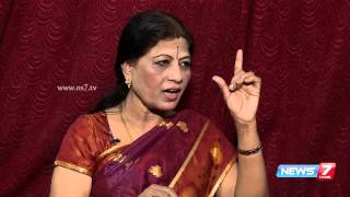 Varaverparrai 26-11-2015 Revathi Sankaran talks about Prenatal and Infant Education – NEWS 7 TAMIL Show