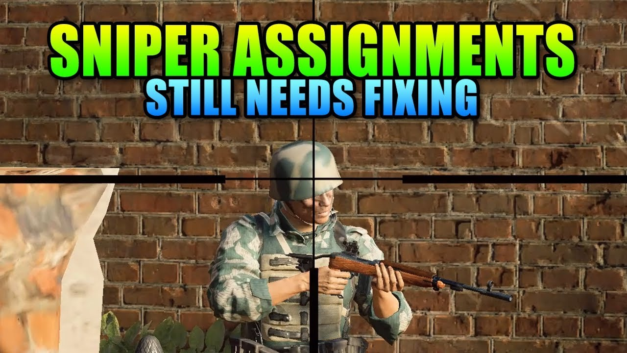 Sniper Assignments Are The Worst | Battlefield 5 M95 – GamePlay