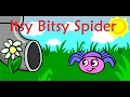 watch he video of The Itsy Bitsy Spider Song | Kids Learning Videos