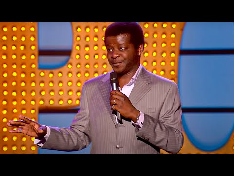 Stephen K. Amos on Seeing the Funny Side - Live at the Apollo - BBC