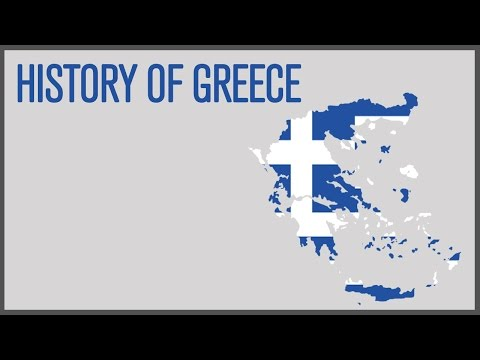 The History of Modern Greece