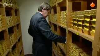 Kiest Zwitserland voor de gouden standaard? - Goudwisselkantoor.nl