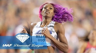 Best of Shaunae Miller Uibo - IAAF Diamond League
