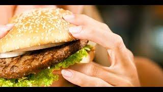 Homemade hamburger! healthy recipe