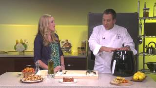 PHILIPS AIRFRYER Demo With Luca Manfe