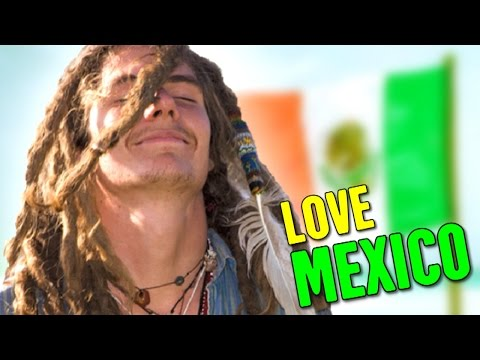What kind of foreigners LOVE MEXICO? | #LoveMexico