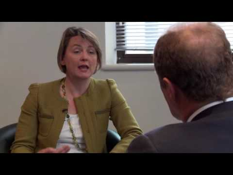 Yvette Cooper (Labour) interviewed by James Reed
