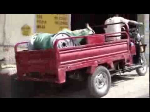 Loader being for carrying industrial goods as very economical cost