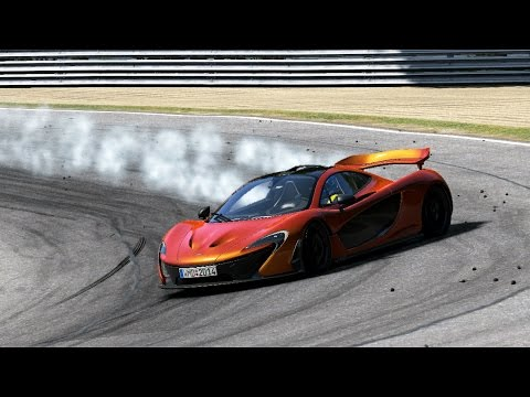 Project cars mclaren p1 on oulton park youtube - Project cars mclaren p1 ...