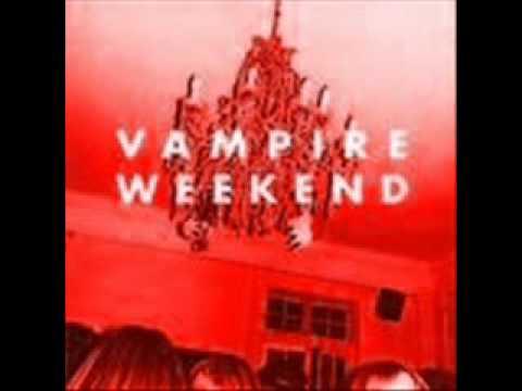 Oxford Comma Vampire Weekend