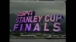 1994 Stanley Cup Finals - Game 6 - ESPN overture