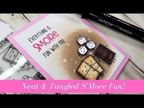 Let's Have S'More Fun with Neat & Tangled