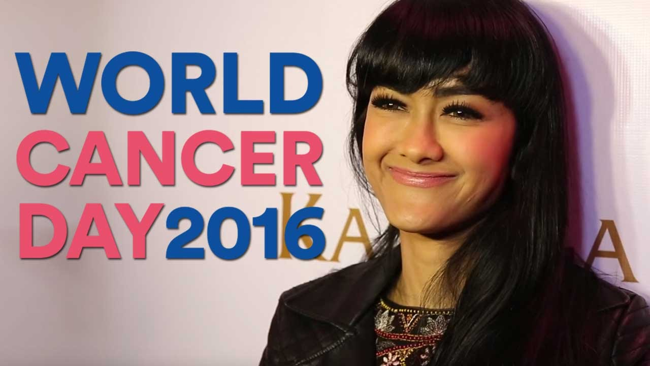 World cancer day with julia perez youtube reheart Images