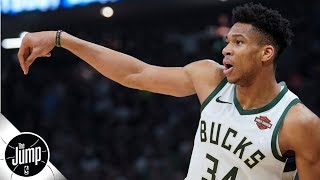 Watch out for the Bucks, because 'they're not done' making moves - Brian Windhorst | The Jump