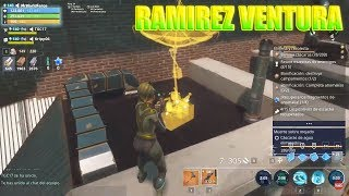 Ramirez Ventura - Fortnite Save the World
