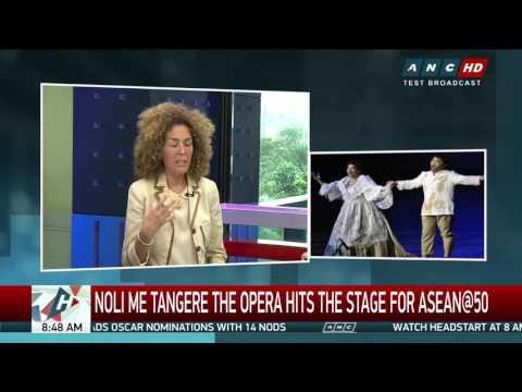 60 years on, 'Noli Me Tangere, The Opera' returns onstage