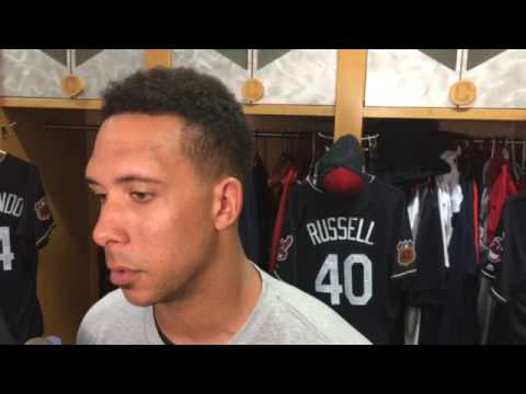 Michael Brantley provides an update on his recovery