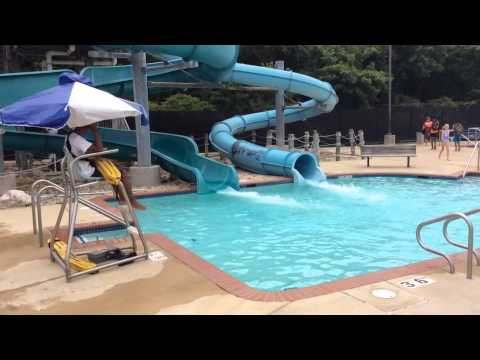 Wheaton Glenmont Outdoor Pool Tour
