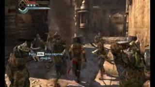 Prince Of Persia Las Arenas Olvidadas (PC) - Gameplay