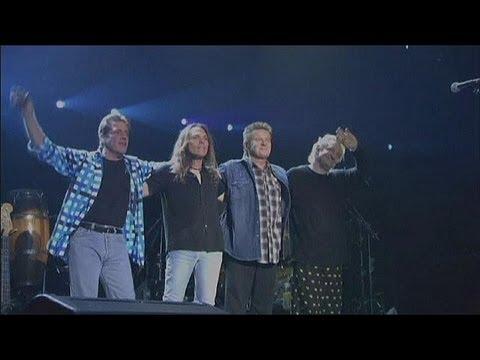 El grupo legendario The Eagles estrena documental - cinema