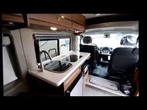 2016 winnebago travato 59k class b motorhome for sale at. Black Bedroom Furniture Sets. Home Design Ideas