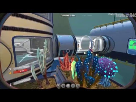 Subnautica v29485 and Lots of Wrecks
