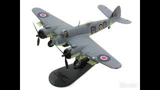 Hobby Master ボーファイターTF Mk.X (雷撃型) イギリス空軍 第144飛行隊 バンフ基地・スコットランド 45年 NE831 1/72 [HA2316]