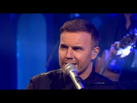 Gary Barlow  Back For Good  The Late Late Show  RTÉ One